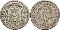 4 Kreuzer(Batzen) 1718 Salzburg-Erzbistum ...
