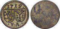 Einseitiger Pfennig 1719 Salzburg-Erzbistum Franz Anton von Harrach 170... 49,00 EUR  +  5,00 EUR shipping