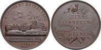 Bronze 1829 Baden-Heidelberg, Stadt  vorzü...