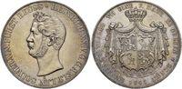 Doppeltaler 1841  A Reuss-Älterer Linie z...