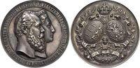 AR-Medaille 1871 Württemberg Karl 1864-189...