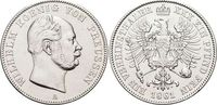 Vereinstaler 1861  A Brandenburg-Preussen ...