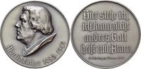 Medaille 1983 Reformation Martin Luther, R...
