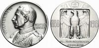 Versilberte Bronze-Medaille 1913 Brandenbu...