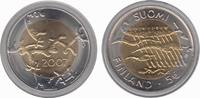 5 Euro 2007 Finland 90 years of Independen...