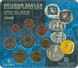 3,88 Euro 2005 Greece Complete Euro Set Bu...