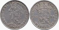 Silver Ducat 1784 Netherlands / Province U...