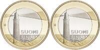 5 Euro 2013 Finland Provincial Buildings -...