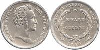 ¼ Guilder 1840 Netherlands Indië Willem I ...