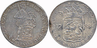 Silver Ducat 1788 Netherlands / Province Z...