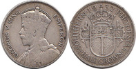 ½ Crown 1932 Southern Rhodesia George V 19...