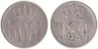 25 Cent 1827 Brusse Netherlands Willem I 1...