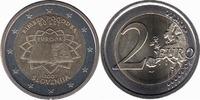 2 Euro 2007 Slovenia Treaty of Rome Unc