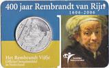 5 euro 2006 Niederlande 400 Geburtstag Rem...