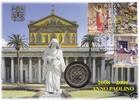 2 Euro 2008 Vatikan Numisbrief Paulusjahr ...