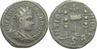 Bronze 253-260 Pisidien Antiochia Valerian...