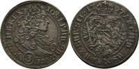3 Kreuzer 1707 RDR Schlesien Breslau Josep...