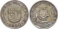 5 Escudos 1935 Portugal Mosambik Mozambiqu...