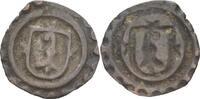 Rappen 1614-1622 Schweiz Basel  ss