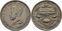 1 Florin 1927 Australien George V., 1910-3...