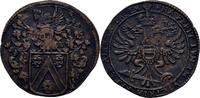 Rechenpfennig o.J. 1686 rum Belgien Braban...