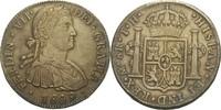 8 Reales 1809 Spanien Mexico Ferdinand VII...