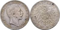 5 Mark 1907 Preussen Wilhelm II., 1888-191...