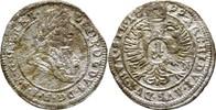 Kreuzer 1699 RDR Schlesien Oppeln Leopold ...