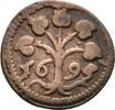Einseitiger Pfennig 1695 Lindau  ss