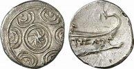 Triobol 185-168 Makedonien Bottiaia Unter ...