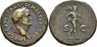 Sesterz 71 RÖMISCHE KAISERZEIT Vespasian (AD 69–79). ss  267.98 US$ 250,00 EUR free shipping