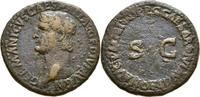 As 40-41 RÖMISCHE KAISERZEIT Germanicus (4...