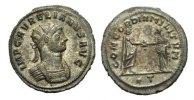 Antoninian 270 - 75 RÖMISCHE KAISERZEIT Aurelianus, 270 - 275. vorzügli... 70,00 EUR  Excl. 3,00 EUR Verzending