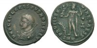 Follis 317 - 20 RÖMISCHE KAISERZEIT Crispus, 317 - 326, Nicomedia sehr ... 65,00 EUR  Excl. 3,00 EUR Verzending