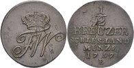 1/2 Kreuzer 1797 Preußen Schlesien Breslau Friedrich Wilhelm II. 1786-1... 20,00 EUR  +  3,00 EUR shipping