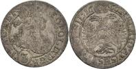 3 Kreuzer 1666 RDR Schlesien Breslau Leopo...