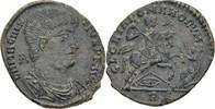 Follis 350 RÖMISCHE KAISERZEIT Magnentius, 350-353 ss+  150,00 EUR  Excl. 3,00 EUR Verzending