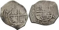4 Reales 1556-1665 Spanien Mexico Philipp II. bis Philipp IV., 1556-166... 130,00 EUR  Excl. 3,00 EUR Verzending