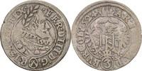 3 Kreuzer 1624 RDR Austria Wien Ferdinand ...