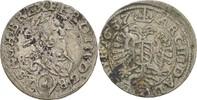 3 Kreuzer 1637 RDR Austria Wien Ferdinand ...