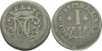 Pfennig 1760 Bentheim Tecklenburg Rheda Mo...