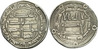 Dirhem 743-744 Islam Umayyaden al-Walid, 1...