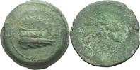 Bronze 300-200 Mysien Kyzikos  ss