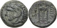 Bronze 365-345 Makedonien Philippoi  ss