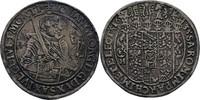 Taler 1635 Sachsen Dresden Johann Georg I....