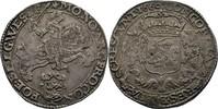 Dukaton 1660 Niederlande Westfriesland  ss