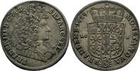 2/3 Taler (Gulden) 1689 Brandenburg Preuss...