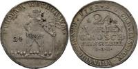 24 Mariengroschen 1762 Braunschweig Wolfen...
