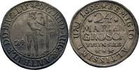 24 Mariengroschen 1693 Braunschweig Wolfen...