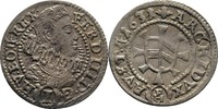 Kreuzer 1631 RDR Schlesien Glatz Ferdinand...